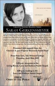 Gerkensmeyer poster